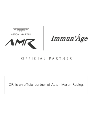 Technical Partner ASTON MARTIN RACING
