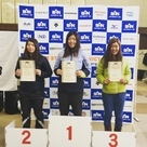 Ski Cross Skier, Akane Atomura,  earned the spot at the National Winter Athletic Meet in Nagano