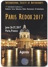 PARI REDOX 2017 Presentation about the effect of FPP on oxidative stress in hemolytic anemias