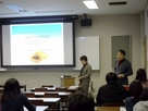 Special Lecture on Preventive Medicine by ORI Deputy-Director Dr. Sachiko OKUDA, PhD at Prefectural University of HIROSHIMA