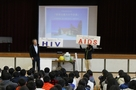 ORI President Mr. Yuki Hayashi Gave a Presentation at Ono-Kita Primary School
