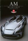 British Aston Martin Owners Club Quarterly Magazine Features FPP.